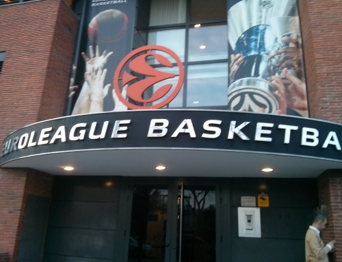 Visita a la Euroleague
