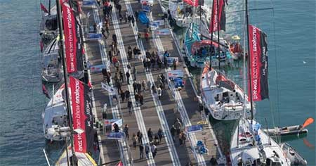 Author: © Barcelona World Race 2014-15 / Photo Gilles Martin-Raget