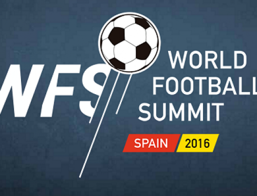 World Football Summit: Patrocinio Deportivo