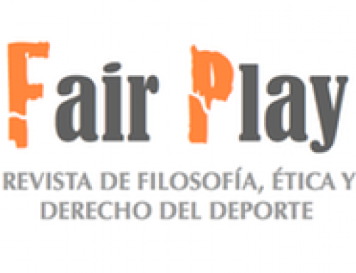 Nuevo número de la Revista Fair Play